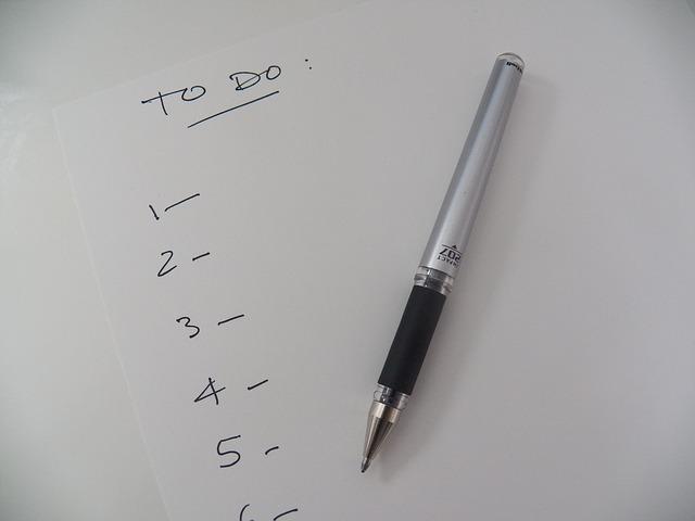 箇条書きで読書感想文は書ける【書き方例】