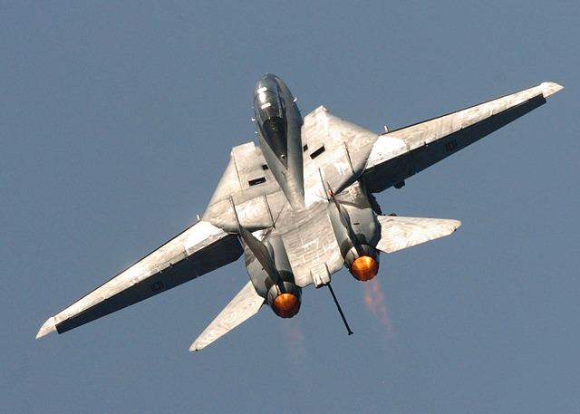 F14戦闘機