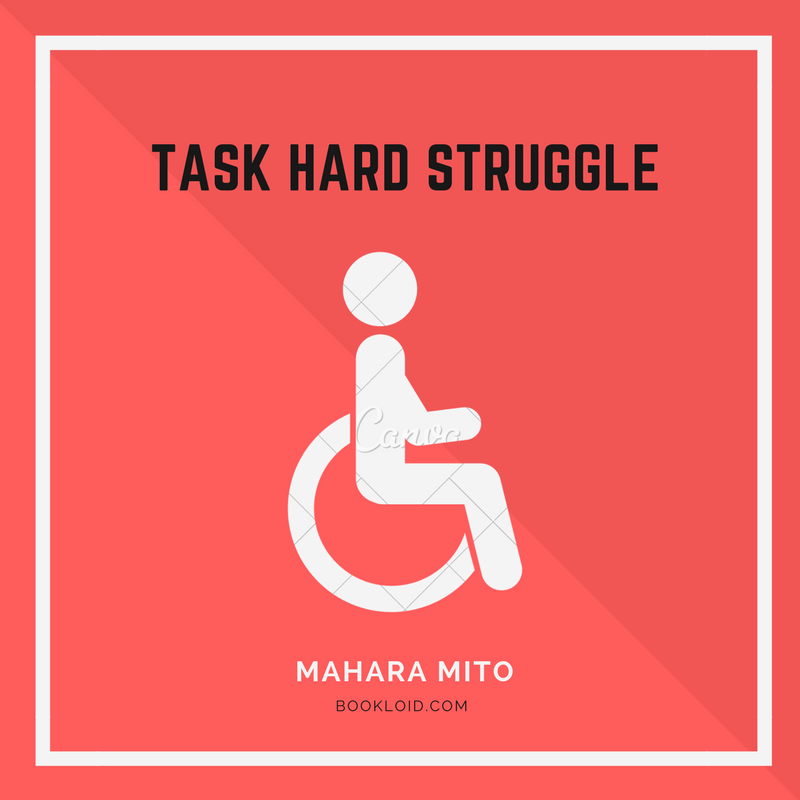 TASK Hard struggle